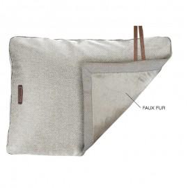 Beige Blanket for Dog
