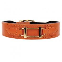 Collier Hermes Style Tangerine