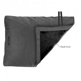 Grey Blanket for Dog