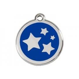 Médaille Etoiles pour Chien