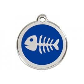 Médaille Poisson pour Animaux