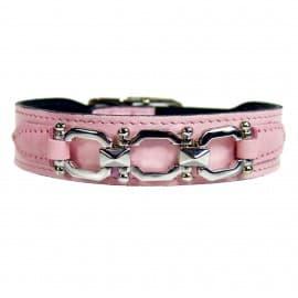 Georgia Sweet Pink Collar