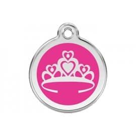 Médaille Chien Princesse